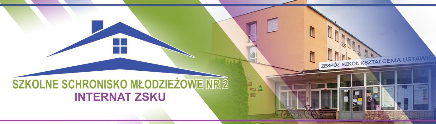Internat Zespołu Szkół Kształcenia Ustawicznego w Krośnie